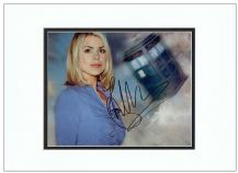 Billie Piper Autograph Signed Photo - Dr Who